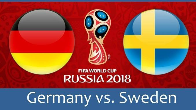 გერმანია-შვედეთი- მატჩის ანონსი