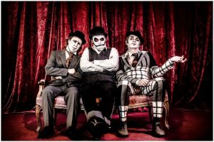 The Tiger Lillies to arrive in Georgia