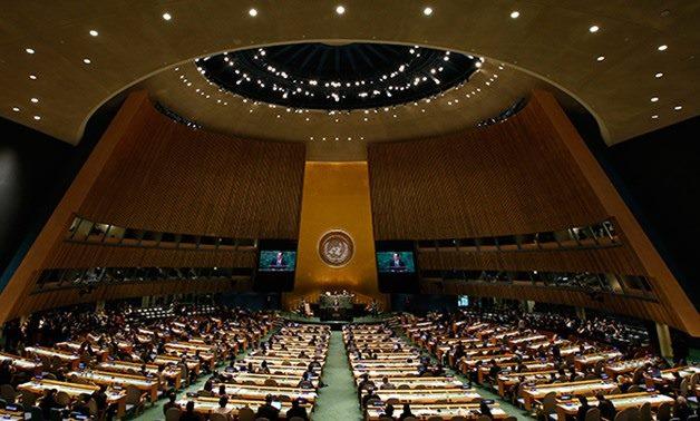 Генассамблея ООН сегодня рассмотрит проект резолюции о выводе иностранных войск из Приднестровья