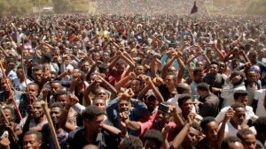 Explosion at rally for new Ethiopian prime minister