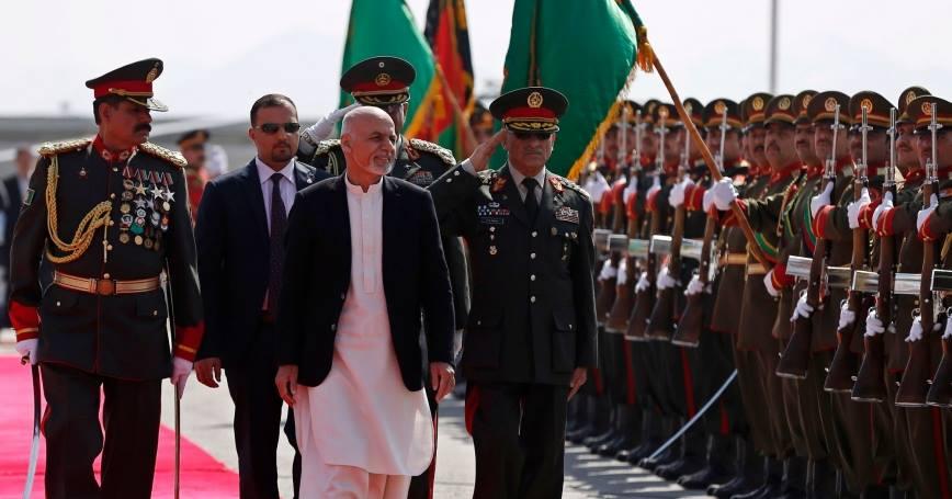 Əfqanistan prezidenti talibanlara qarşı xüsusi əməliyyatın yeniləndirilməsi haqqında əmr verdi