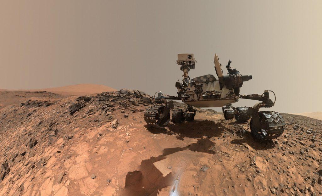 NASA-მ მარსზე ორგანული მოლეკულები აღმოაჩინა - არის თუ არა სიცოცხლე წითელ პლანეტაზე