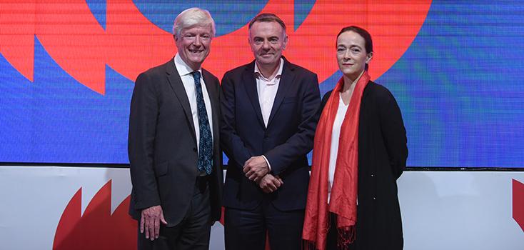 ევროპის მაუწყებელთა კავშირმა ახალი პრეზიდენტი და ვიცე-პრეზიდენტი აირჩია