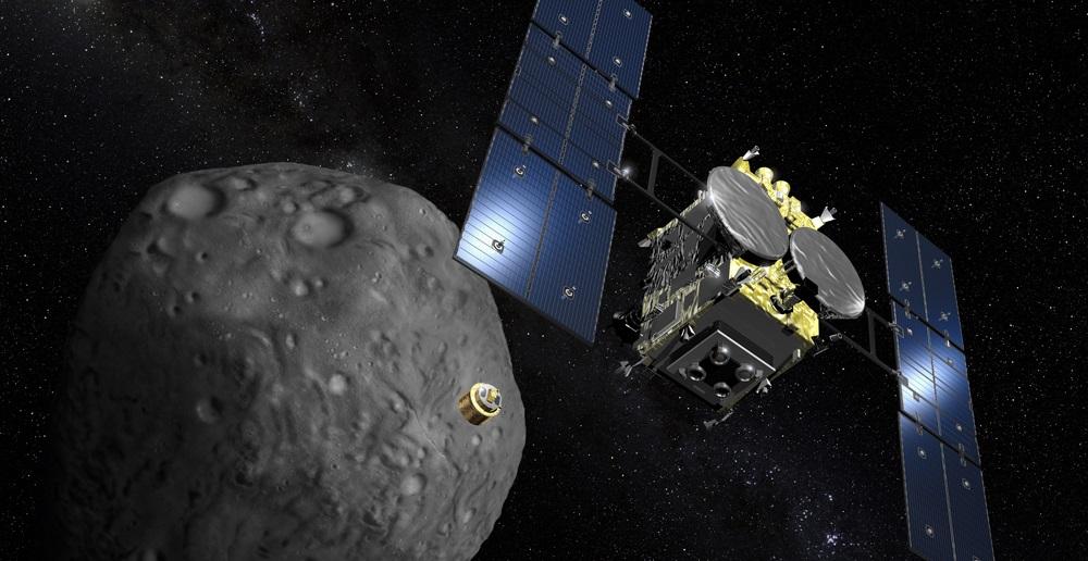 იაპონურმა კოსმოსურმა ზონდმა ასტეროიდს მიაღწია და ნიმუშების აღებას იწყებს
