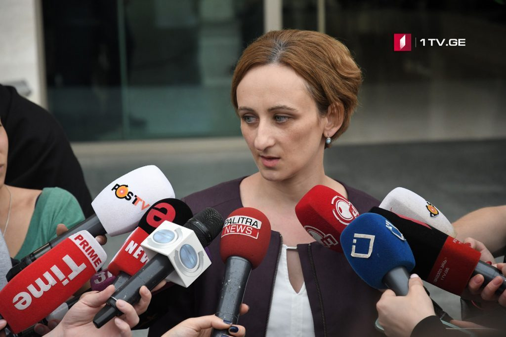 Адвокат семьи Саралидзе - Мы доверяем следственной комиссии и очень надеемся на её работу