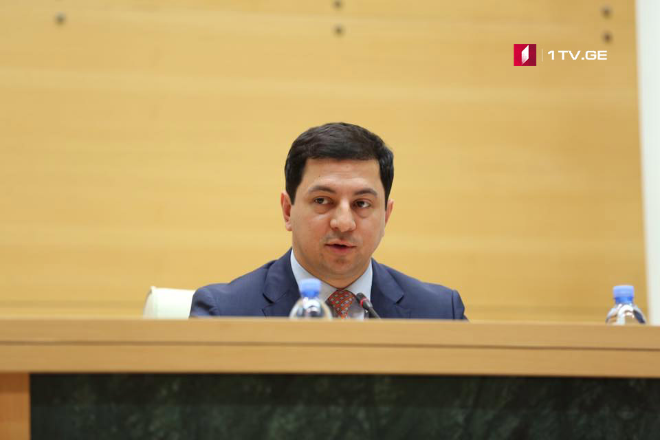 """არჩილ თალაკვაძე - 7,5%-იანი ეკონომიკური ზრდა ოთხ ფუნდამენტურ ფაქტორს ეფუძნება, რაც """"ქართული ოცნების"""" ხელისუფლების მიღწევაა"""