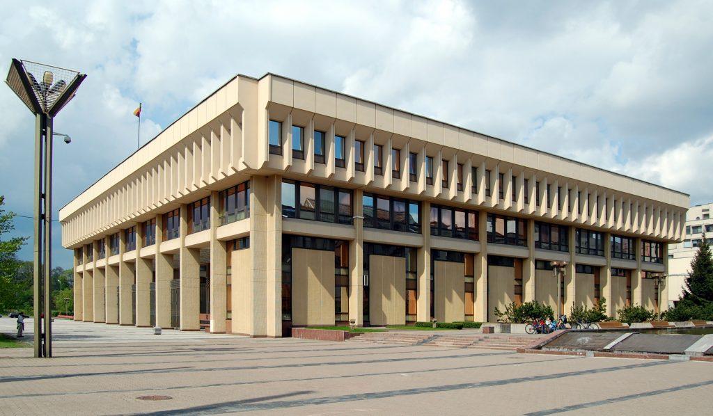 Сейм Литвы принял резолюцию о восстановлении юрисдикции Грузии в Абхазии и Южной Осетии