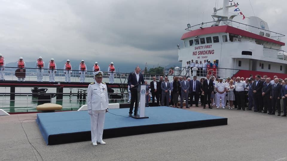 მამუკა ბახტაძე - ჩვენ ნაბიჯ-ნაბიჯ უნდა განვავითაროთ ქართული ფლოტი