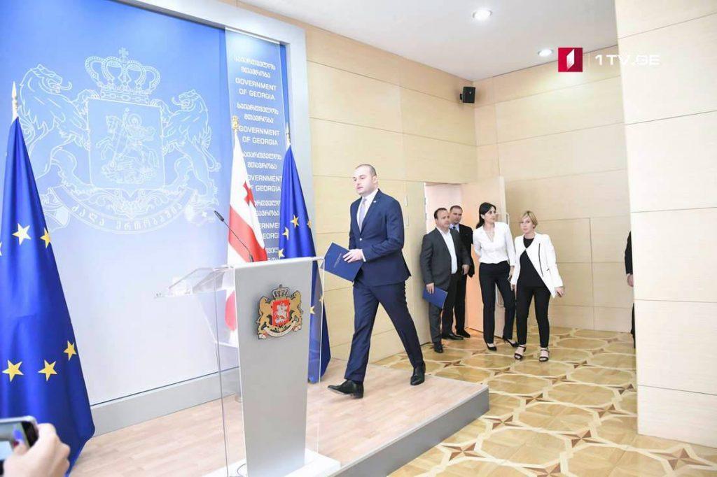 Мамука Бахтадзе – Мы не будем жалеть усилий, чтобы за задействованием списка Отхозория-Татунашвили последовали реальные результаты