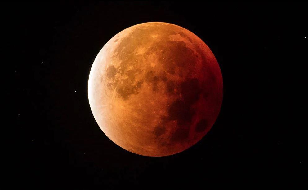 ივლისში საუკუნის ყველაზე ხანგრძლივი მთვარის დაბნელება მოხდება