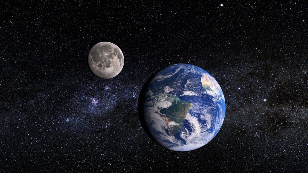 მთვარის წყალობით, დედამიწაზე დღის ხანგრძლივობა იზრდება