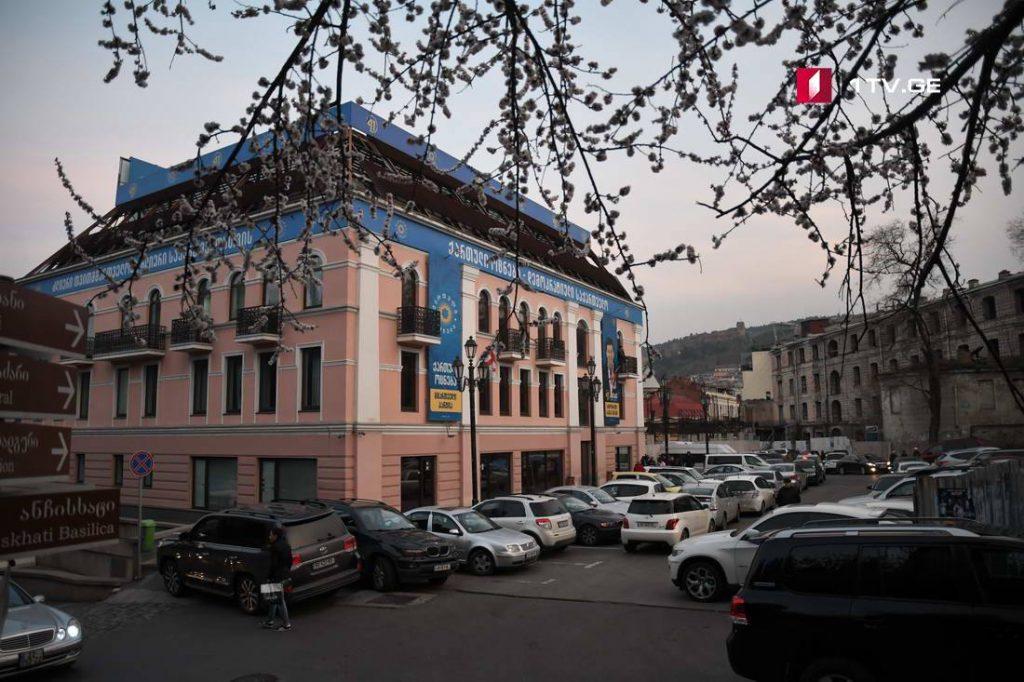 В центральном офисе «Грузинской мечты» проходит встреча большинства, членов политсовета и представителей правительства