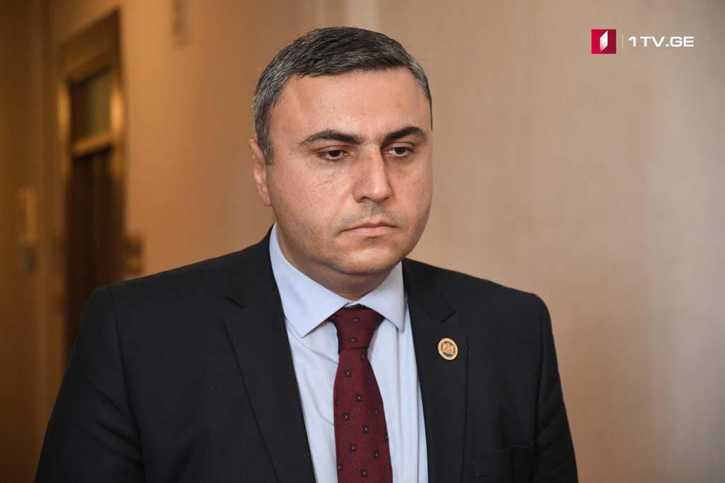 """დავით მათიკაშვილი - ბიძინა ივანიშვილი და """"ქართული ოცნება"""" ერთადერთი ძალაა ქვეყანაში, რომელსაც პრობლემების გადაწყვეტა შეუძლია"""