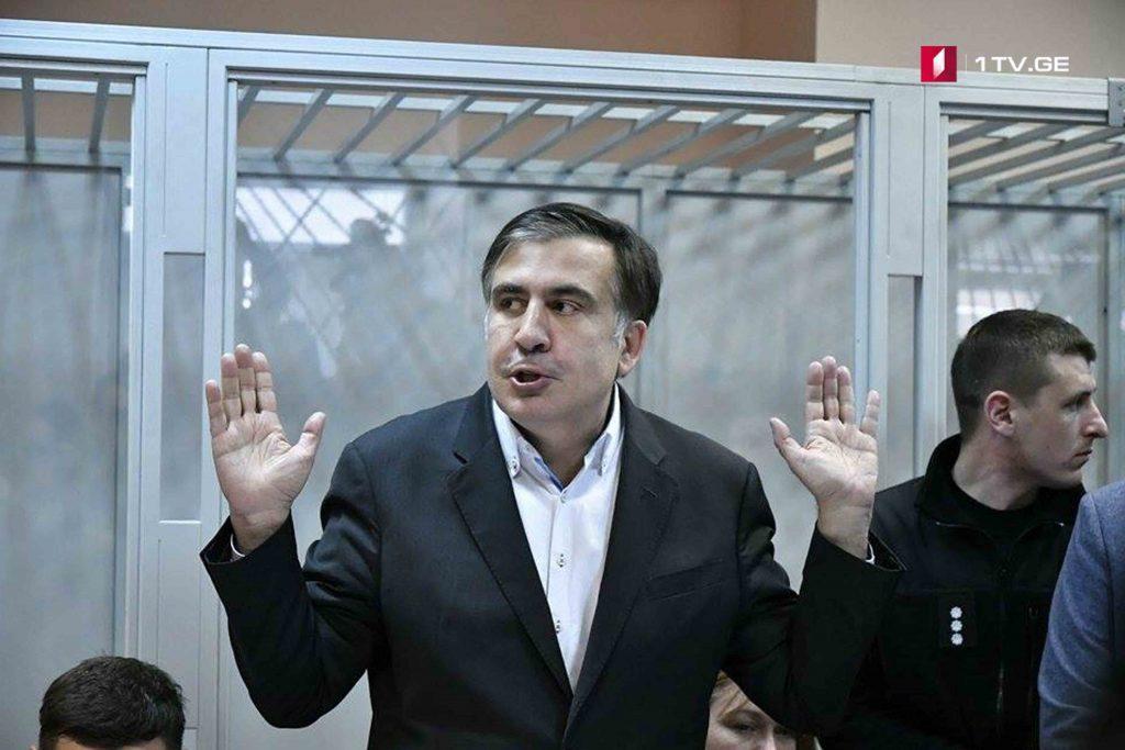 Михаил Саакашвили приговорен к шести годам лишения свободы по делу об избиении Валерия Гелашвили