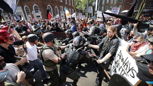 Неонацисты планируют демонстрации перед Белым домом