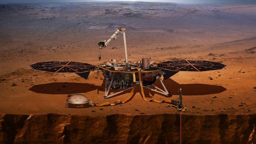 NASA-მ მარსის მორიგი მისია გადადო