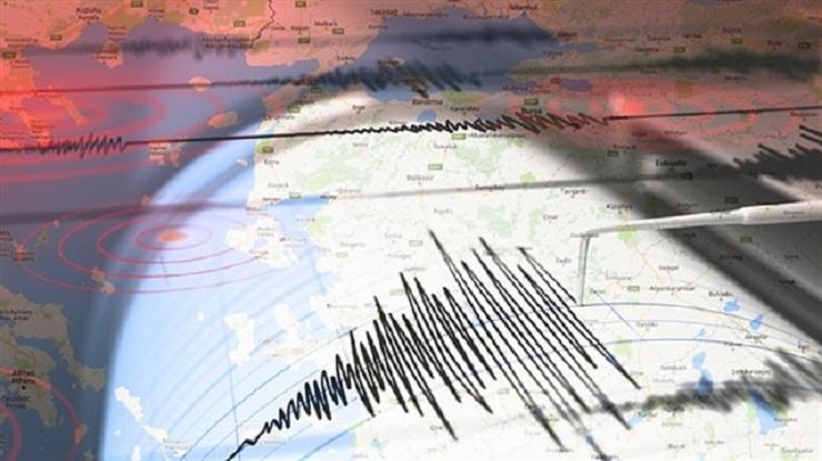 В Азербайджане, в 28 км от государственной границы Грузии произошло землетрясение магнитудой 5.6