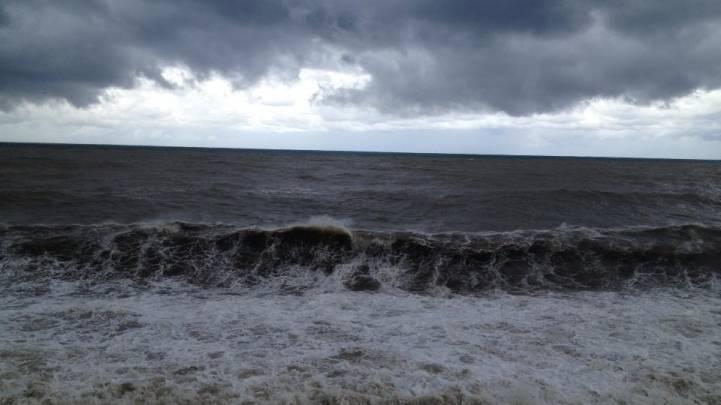 Սև ծովի ափին 5 բալանոց փոթորիկ է