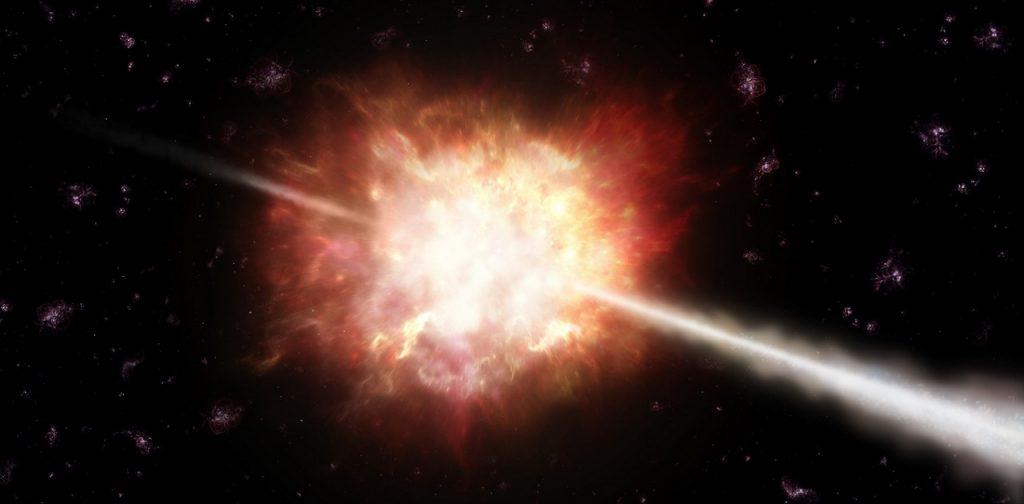 ახლომდებარე გალაქტიკაში დაფიქსირებულია იდუმალი, უკიდურესად ძლიერი აფეთქება