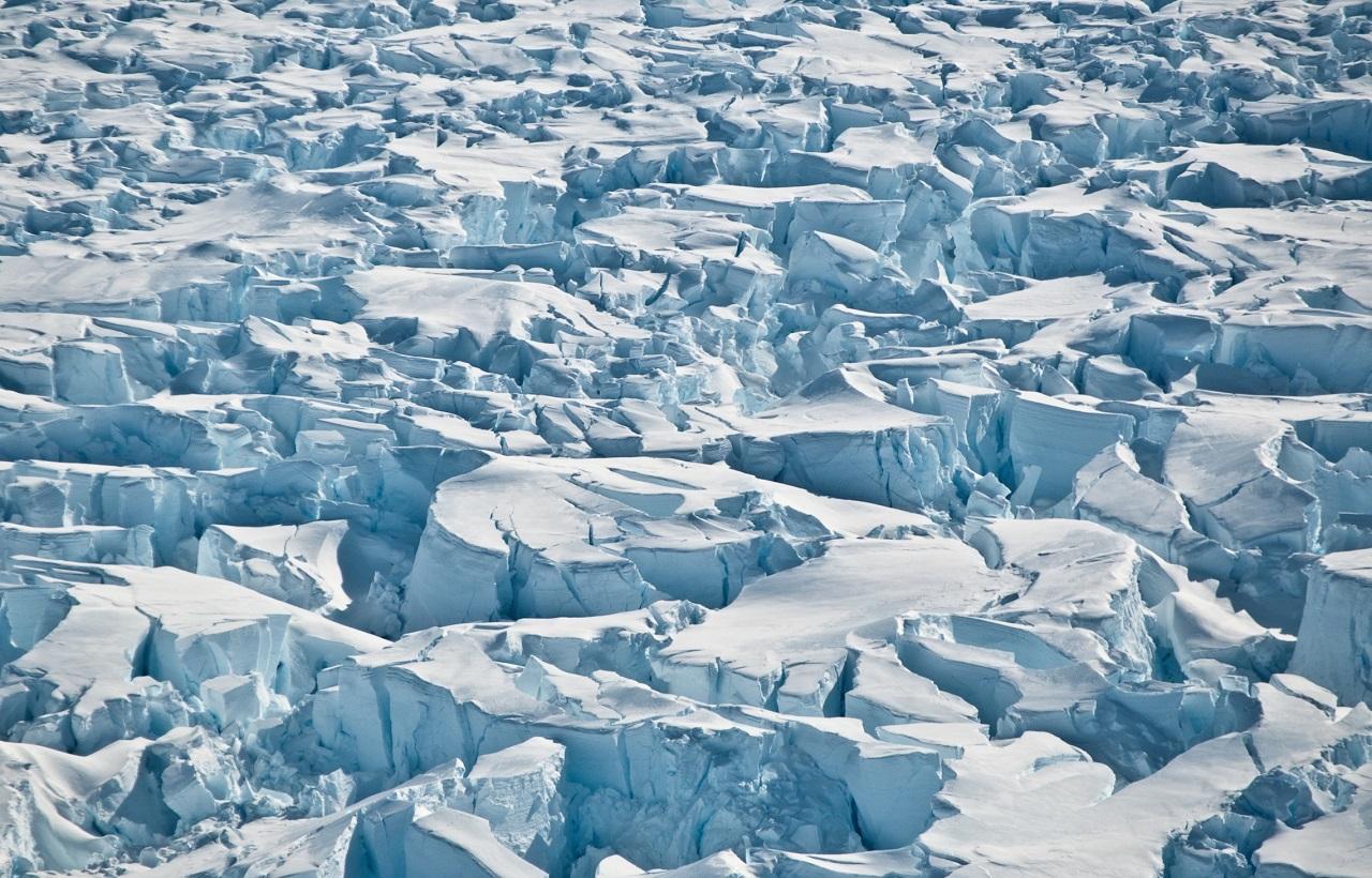 ანტარქტიდამ 1992 წლიდან დღემდე 3 ტრილიონი ტონა ყინული დაკარგა