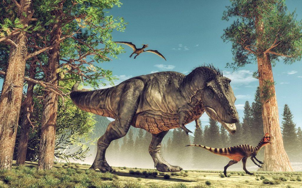 შესაძლებელია თუ არა დინოზავრების აღდგენა