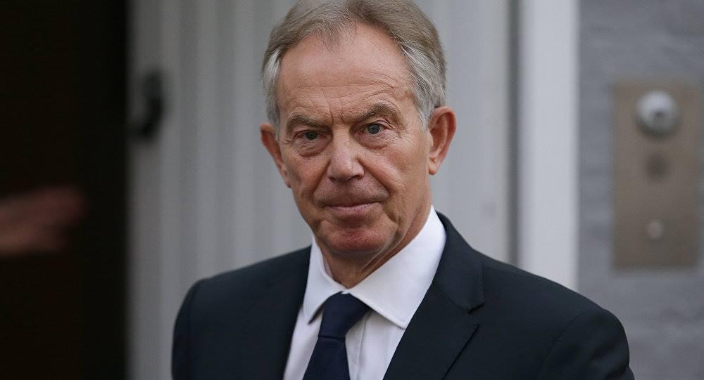 ტონი ბლერი ქვეყანაში შექმნილი რთული პოლიტიკური მდგომარეობიდან გამოსავლად ბრექსითის შესახებ განმეორებითი რეფერენდუმის ჩატარებას ხედავს