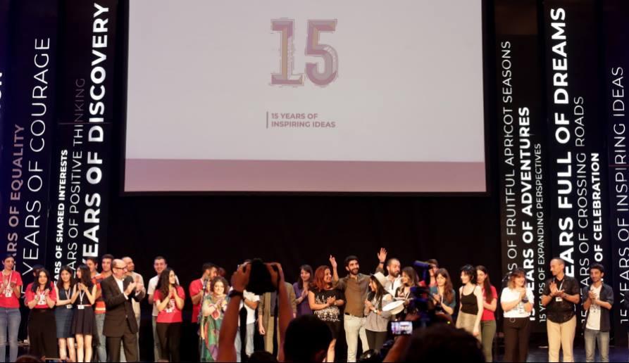 Երևանում, միջազգային կինոփառատոնին վրաց ռեժիսորները նվաճել են երկու մրցանակ