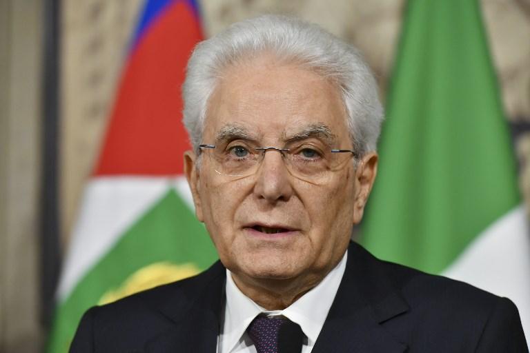 თბილისს დღეს იტალიის რესპუბლიკის პრეზიდენტიეწვევა