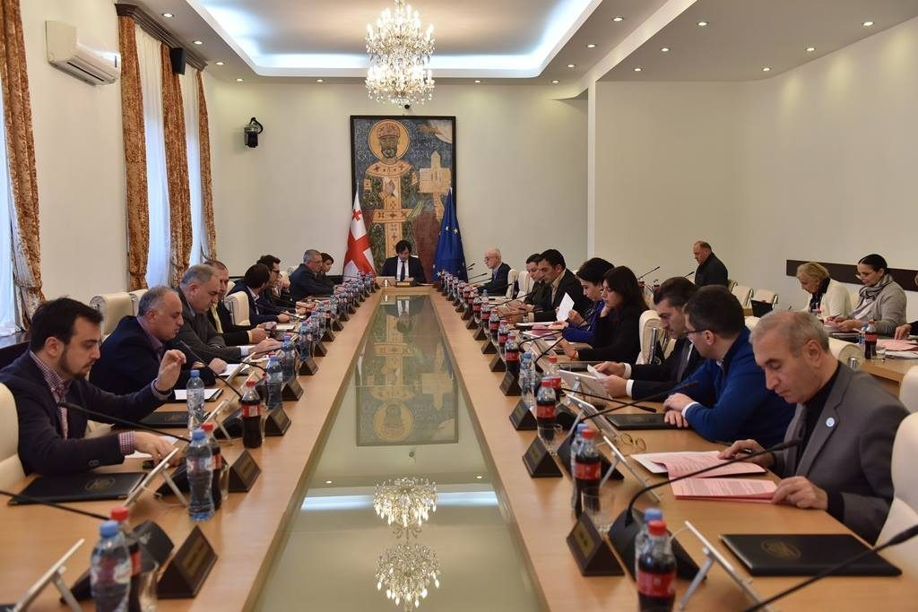 Meetings with renewed composition of government to be held in Parliament tomorrow