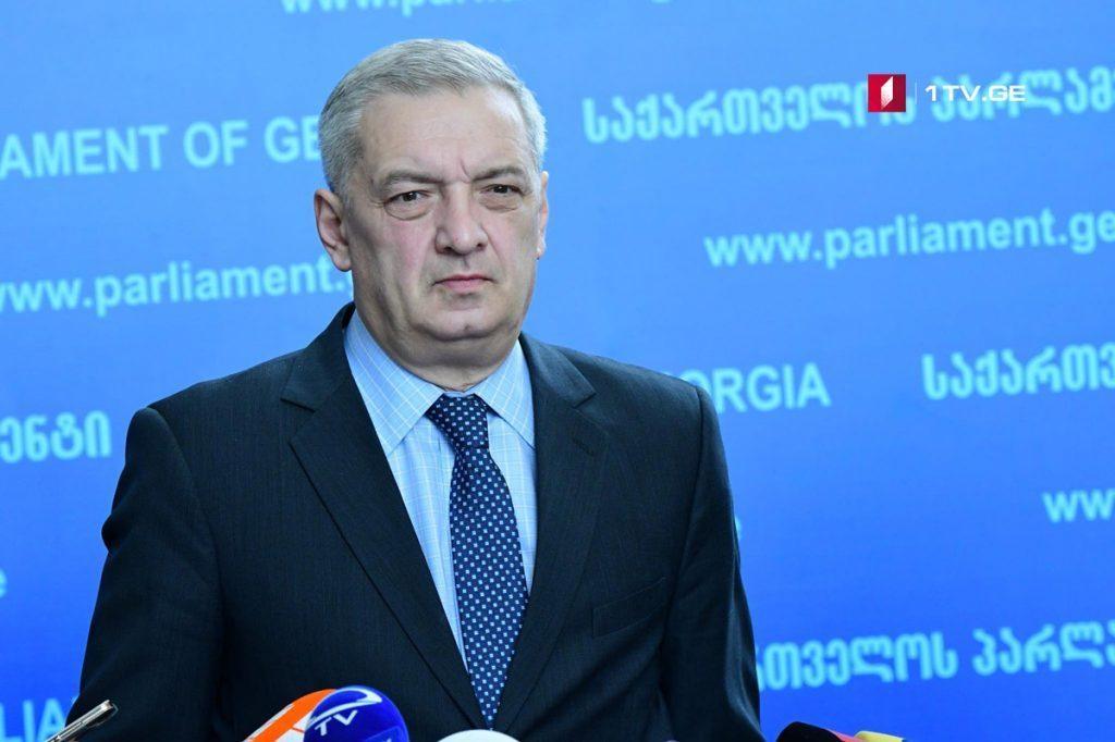 Гия Вольский - Команда не замалчивала проблему коммуникации правительства и парламента
