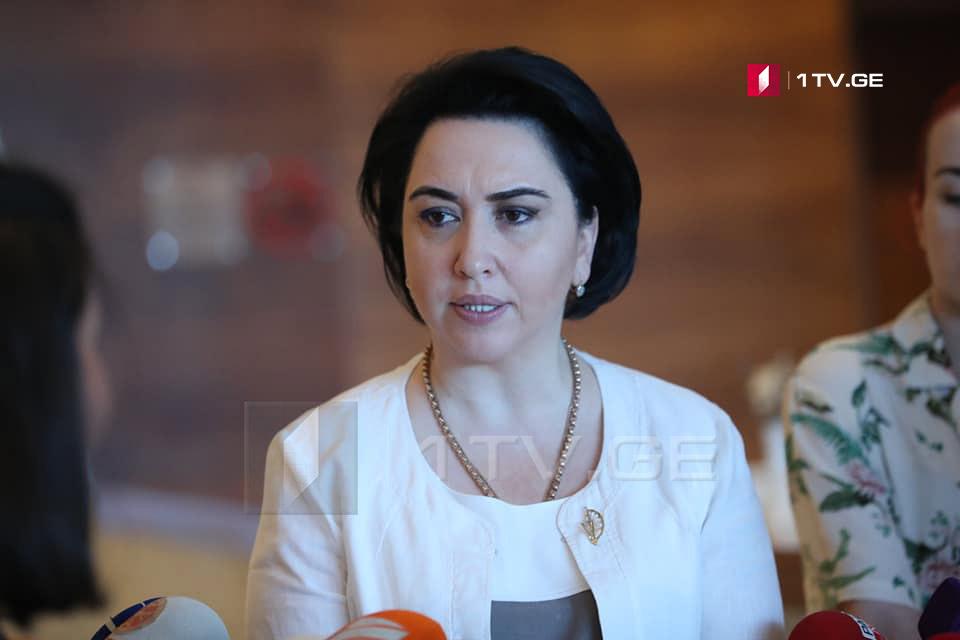 Эка Беселия - Недостаток диалога между правительством и парламентом, на что указывал Бидзина Иванишвили, одна из серьёзных подчеркнутых им тем, которая должна измениться