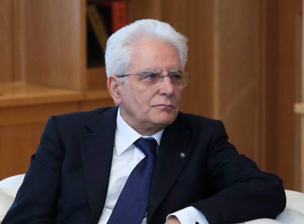 სერჯო მატარელა - ვამაყობ, რომ ვარ იტალიის პირველი პრეზიდენტი, ვინც დამოუკიდებელ საქართველოს ეწვია