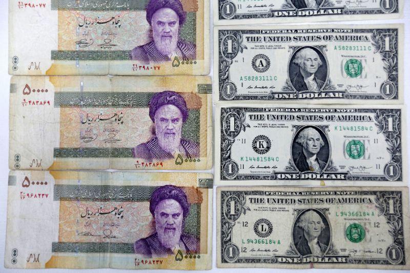 ირანის ეროვნული ვალუტა დოლართან მიმართებით რეკორდულად გაუფასურდა