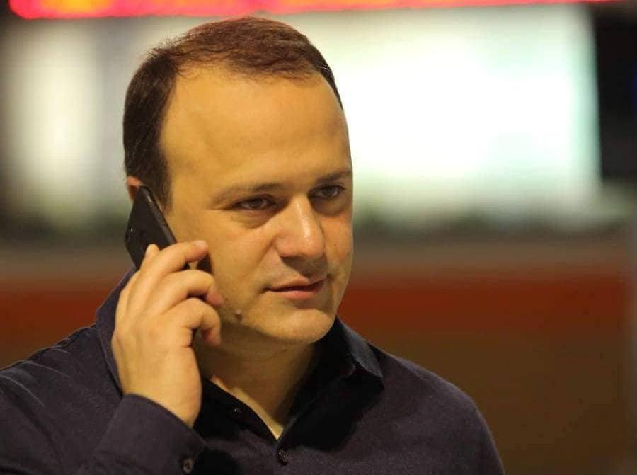 საქართველოს პრემიერ-მინისტრის აპარატის უფროსმა, გიორგი ჭოლაძემ თანამდებობა დატოვა
