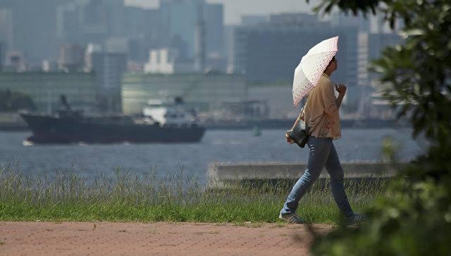 იაპონიაში ძლიერი სიცხის გამო, 3 400-ზე მეტი ადამიანი საავადმყოფოში გადაიყვანეს, სამი მათგანი დაიღუპა