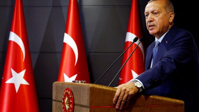 თურქეთში პრეზიდენტისთვის უფლებამოსილებების გადაცემაზე  სპეციალური განკარგულება გამოსცეს