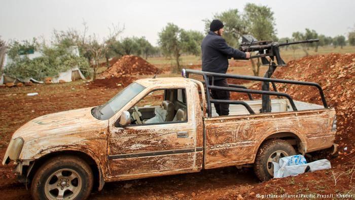 ISIS cihadistlərə Suriyəyi tərk etmələri üçün müraciət edir