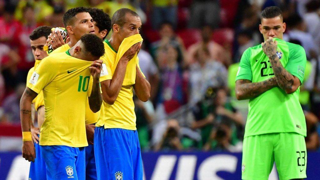 მეხუთედ ისტორიაში, ნახევარფინალში არ არის სამხრეთამერიკული გუნდი