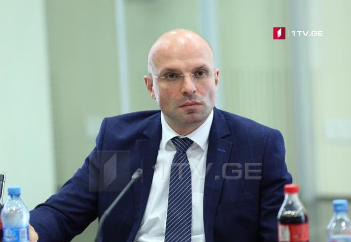 Парламент утвердил Шалву Тадумадзе на должности  Главного прокурора Грузии