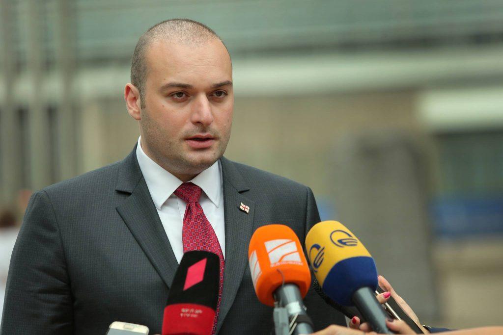 Мамука Бахтадзе - Кандидат на пост председателя Верховного суда должен быть аполитичным и иметь высокую репутацию как в профессиональных кругах, так и в обществе