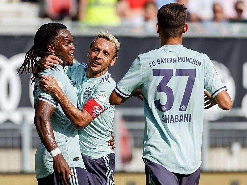 """საერთაშორისო ჩემპიონთა თასი - """"ბაიერნი""""-პსჟ 3:1"""
