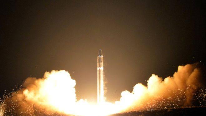 Washington Posts - ჩრდილო კორეა ახალ ბალისტიკურ რაკეტებზე მუშაობს