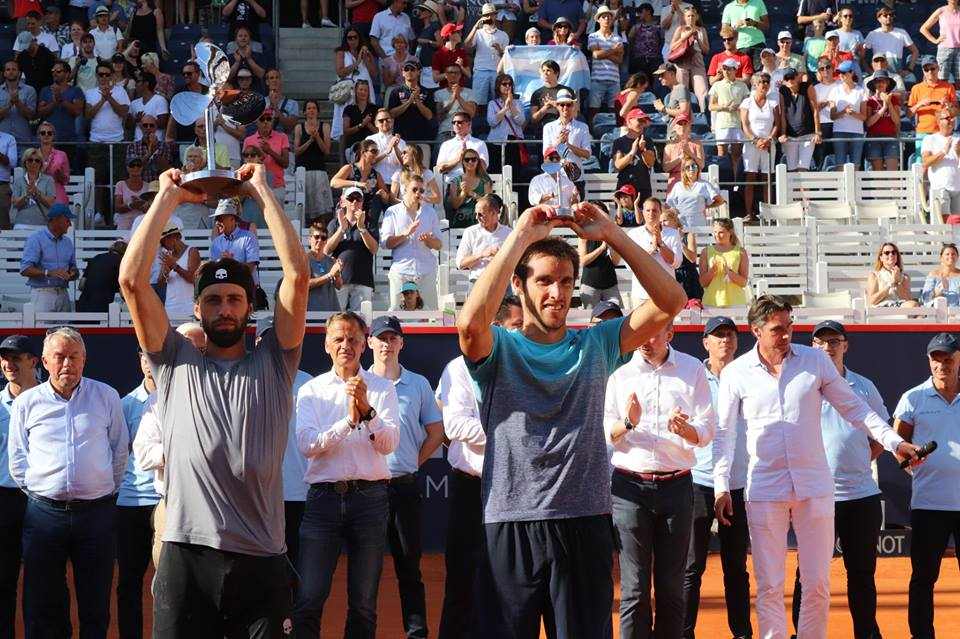 Nikoloz Basilaşvili 35-ci tennisçi oldu