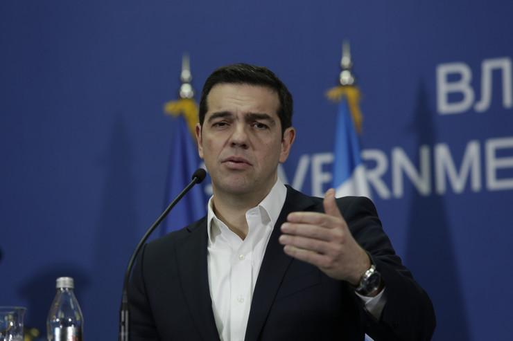 საბერძნეთის პრემიერი მასშტაბურ ხანძარზე პოლიტიკურ პასუხისმგებლობას იღებს