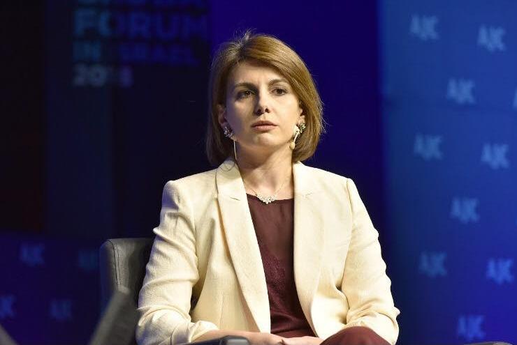 Тамар Чугошвили - Заявление Михаила Саакашвили является оскорблением всех аккредитованных в Грузии дипломатов