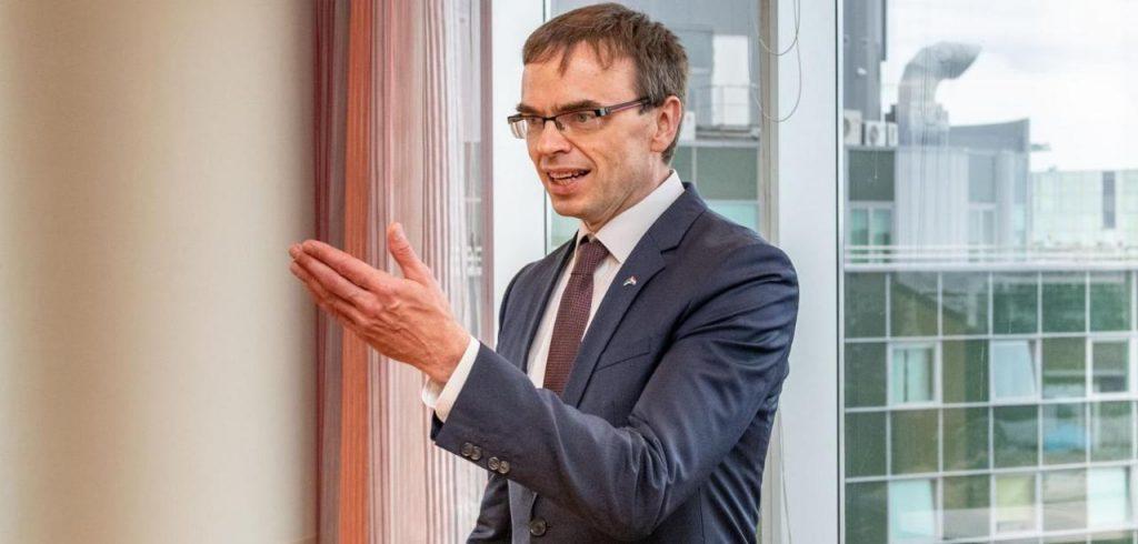 Министр иностранных дел Эстонии требует остановить строительство газопровода «Северный поток 2»