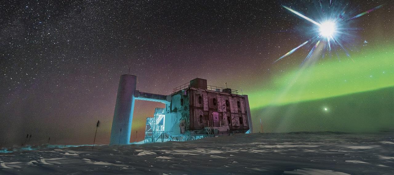 """ასტრონომებმა ბოლოსდაბოლოს დაადგინეს, საიდან მოდის ჩვენამდე """"მოჩვენება ნაწილაკები"""""""