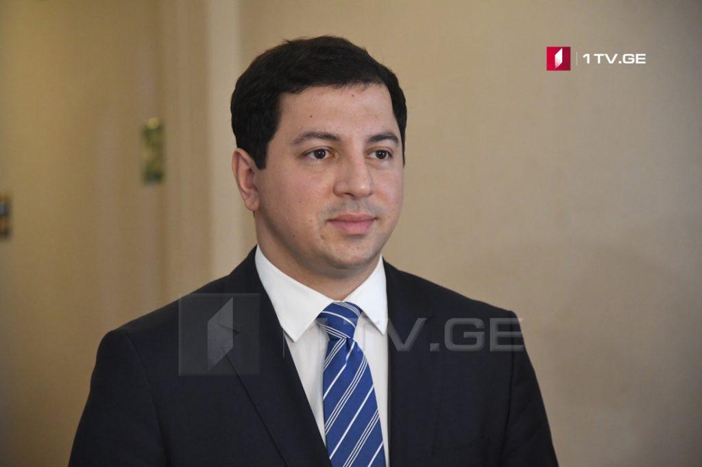 Арчил Талаквадзе – Оккупацию осуществила Россия, Россия – агрессор