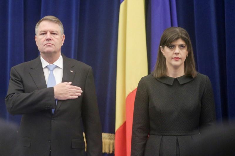 რუმინეთის პრეზიდენტმა ანტიკორუფციული სააგენტოს ხელმძღვანელი თანამდებობიდან გაათავისუფლა