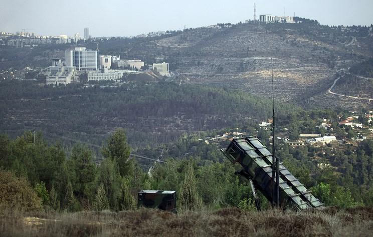 ისრაელმა სირიის სამხედრო თვითმფრინავი ჩამოაგდო